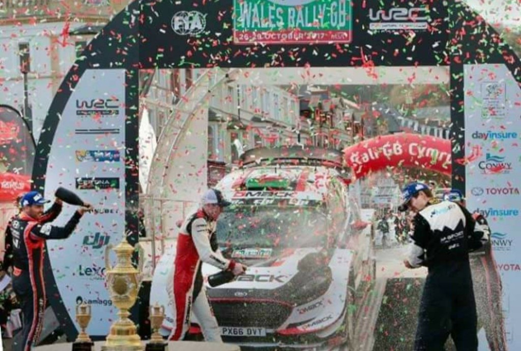 Photo of Rally GB